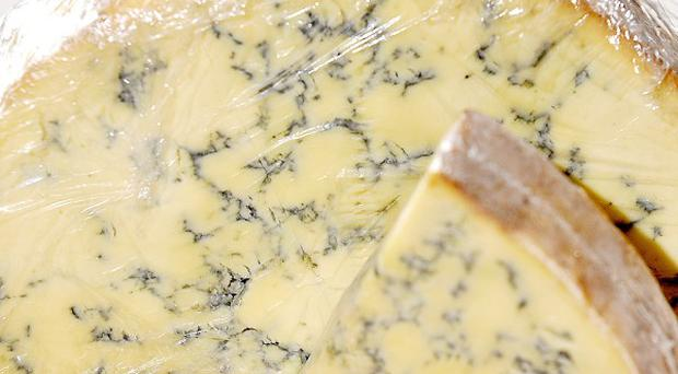 A supermarket stilton has been ranked ahead of luxury brands by expert taste testers