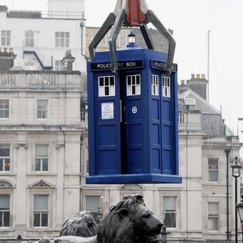 Doctor Who has explored various religious themes, an academic said.