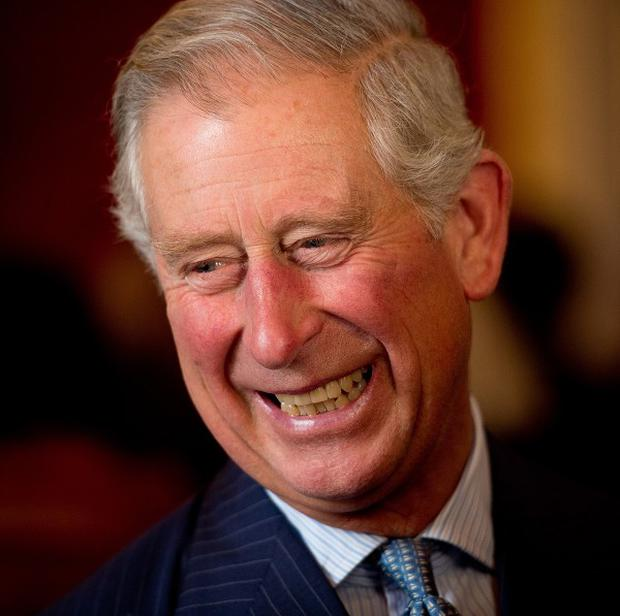 The Prince of Wales has praised the hard work and dedication of nurses, ahead of a reception for winners of the Nursing Times awards.
