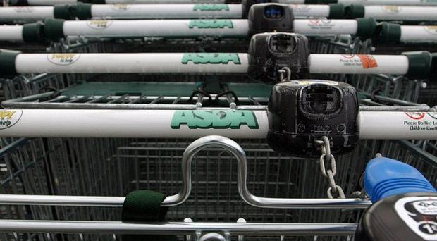 A man dressed in full Nazi uniform was asked to leave an Asda store in Cambridge