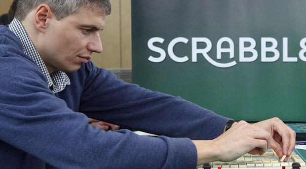 Paul Allan has been crowned Britain's national Scrabble champion