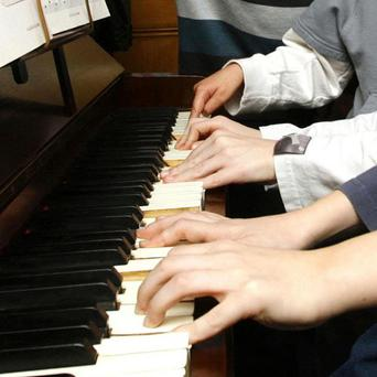 A pianist is facing possible jail time after claims her practice traumatised a neighbour