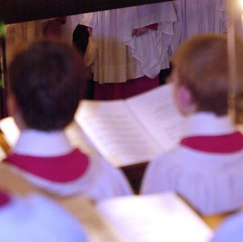 A bid is being made for a record number of singers named David to perform the popular carol Once In Royal David's City.