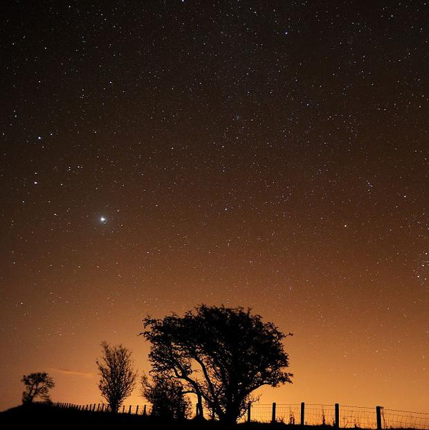 The Northumberland International Dark Sky Park is one of the largest in the world