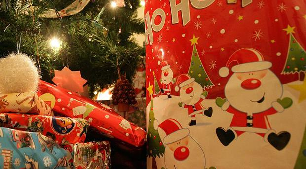 A new bunch of Father Christmases are graduating from a US Santa School