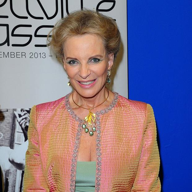 Princess Michael of Kent once sang Fever with Peggy Lee in New York