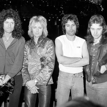 Queen released their Greatest Hits in 1981 and it has now sold six million copies
