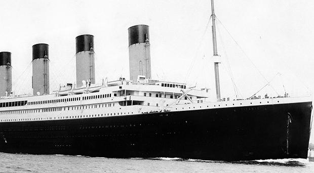 The Titanic was the largest ship afloat when it was completed in 1912