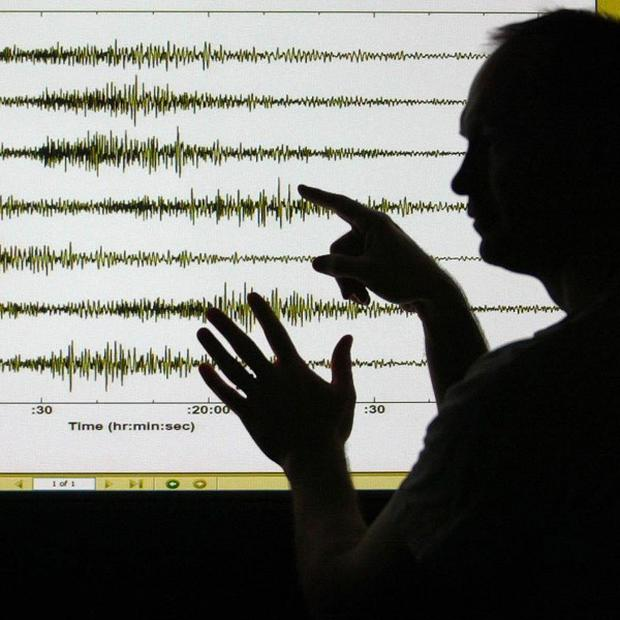 Seismologists are studying a reported earthquake in Devon