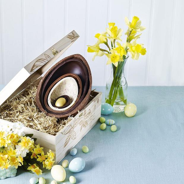The Tesco Finest Medley has won the season's best Easter egg in the Good Housekeeping magazine poll (Good Housekeeping/PA Wire)
