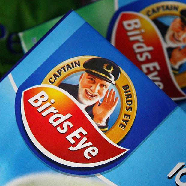 Captain Birdseye is being demoted