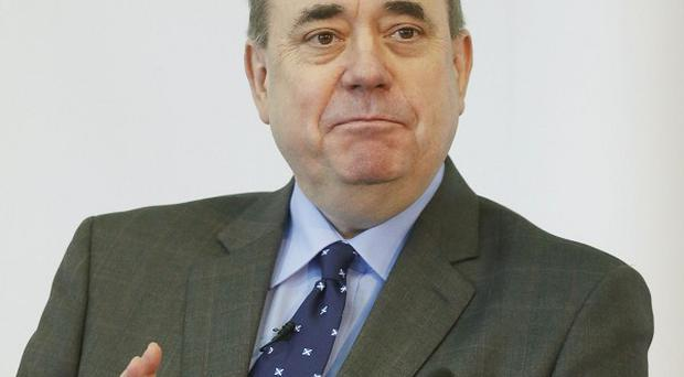 Alex Salmond and his ministers would be prevented from carrying out any formal business in areas such as parks and offices under the plan