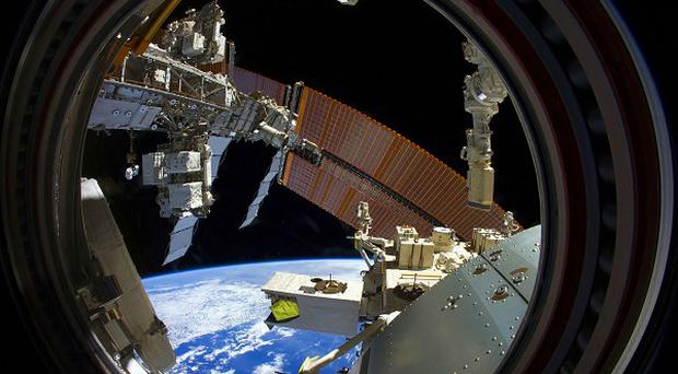 Channel 4's Live From Space season will show views of the earth from the International Space Station