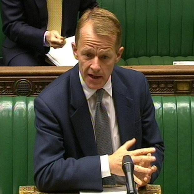 David Laws said the Department of Education was