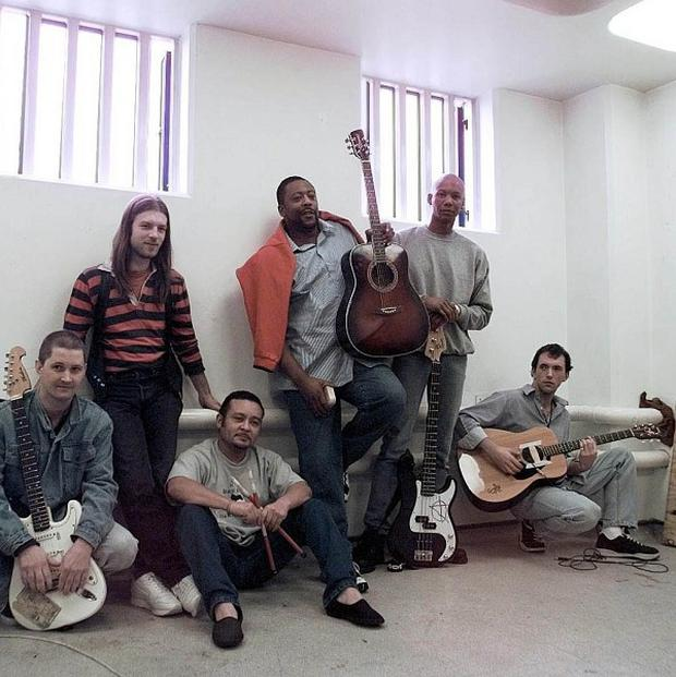 Prisoners at Wormwood Scrubs were among those who previously were encouraged to play guitars.