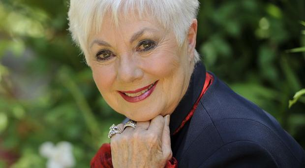 Actress Shirley Jones wants to mark her 80th birthday with a high-flying adventure. (AP)