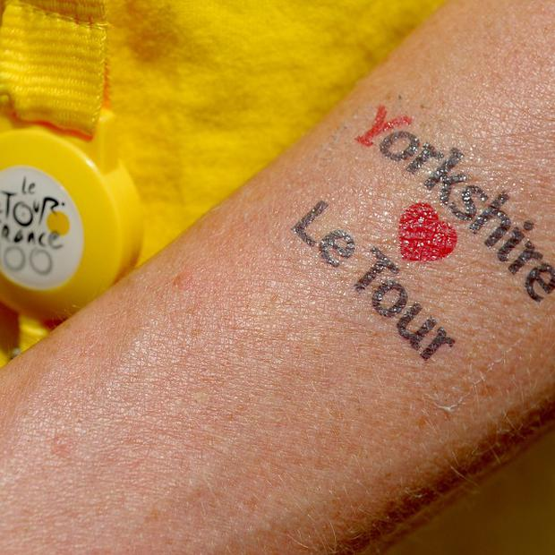 "Tour de France volunteers in Yorkshire have been asked to avoid traditional northern greetings like ""love"""