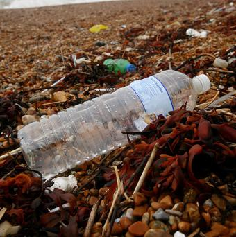 Scientists found that plastic was the most common litter item found on the seafloor