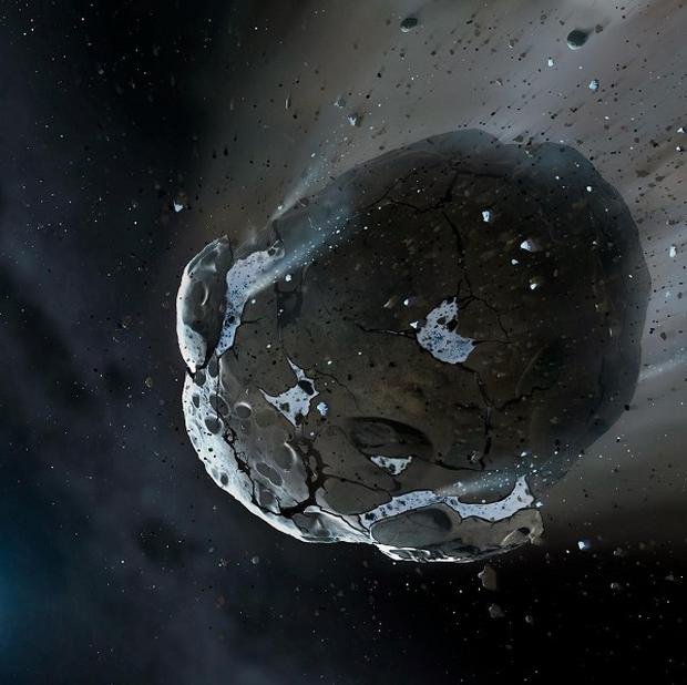 Scientists discover fragment of asteroid that led to explosion of life on Earth