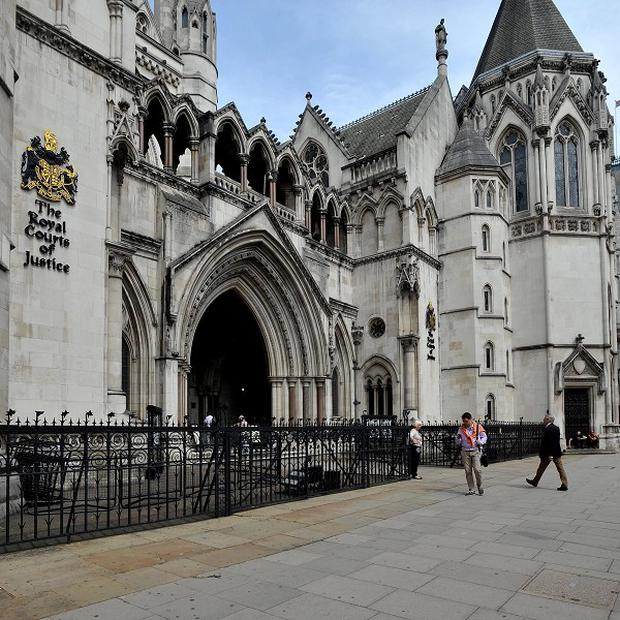 A senior judge conducted a public hearing behind closed doors at the Royal Courts of Justice