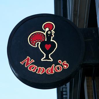 A branch of Nando's in Leicester caused a Twitter storm when it ran out of chicken