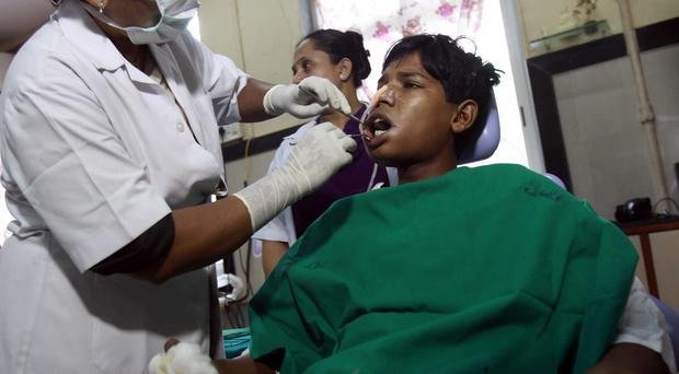 Ashik Gavai suffered from complex but rare tooth condition odontoma (AP)