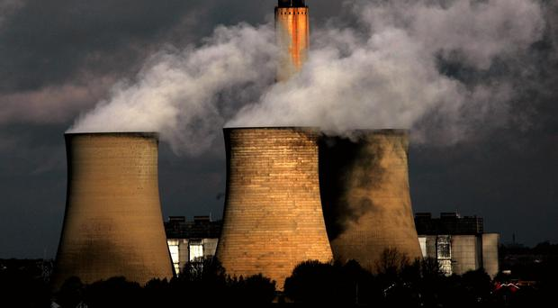The three southern towers of Didcot A power station in Oxfordshire are due to be brought down on Sunday between 3am and 5am