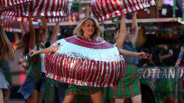 Waitrose has reported a rise in sales of Tunnock's teacakes since the opening ceremony of the Commonwealth Games