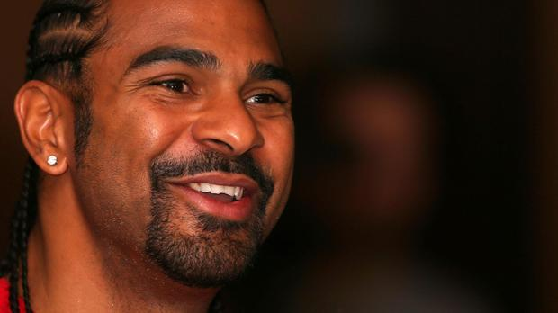 David Haye is offering advice on keeping pets cooler over summer