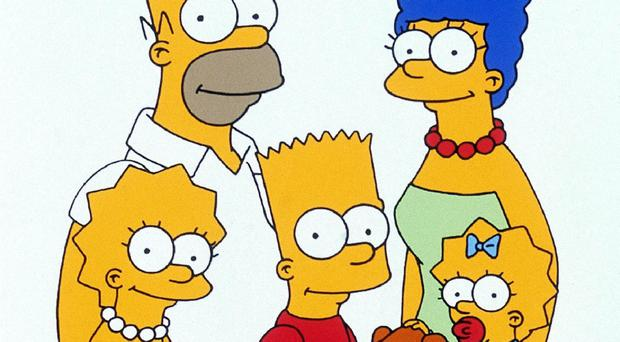 A foul-mouthed outburst by Krusty the Clown has landed The Simpsons in hot water (2000 Fox TV for Sky One/PA)