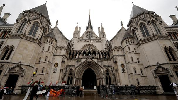 The High Court heard that judges' rulings often contain typographical mistakes