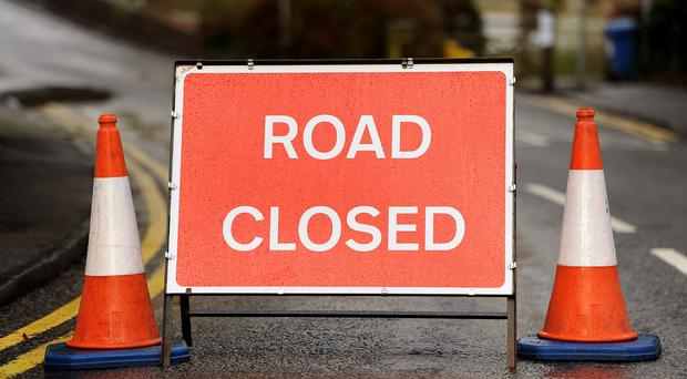 Mike Watts decided to open the thoroughfare to bypass a closed section of the A431 between Bath and Bristol.