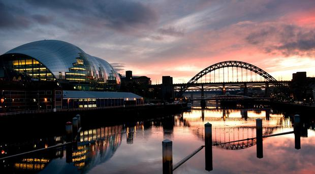 Letters were sent to voters in Newcastle upon Tyne