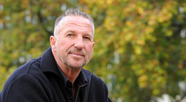 Sir Ian Botham has changed the password for his Twitter account