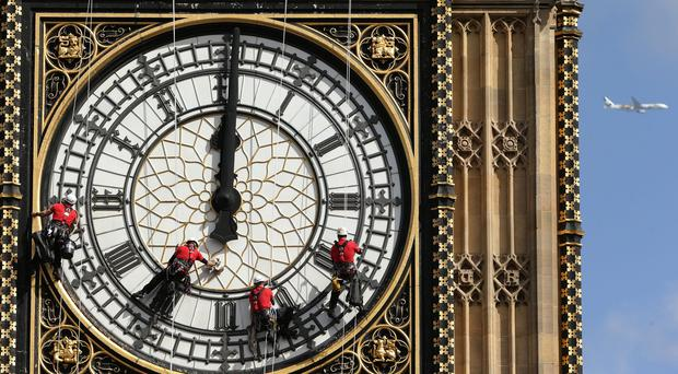 Tonight, like it or not, you're going to have an hour's sleep unceremoniously hijacked from you as the clocks go forward