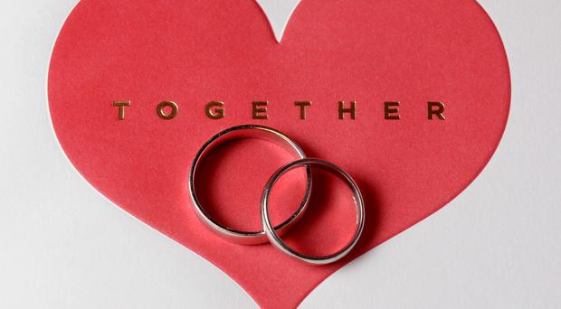 Seventy couples got married at the same time