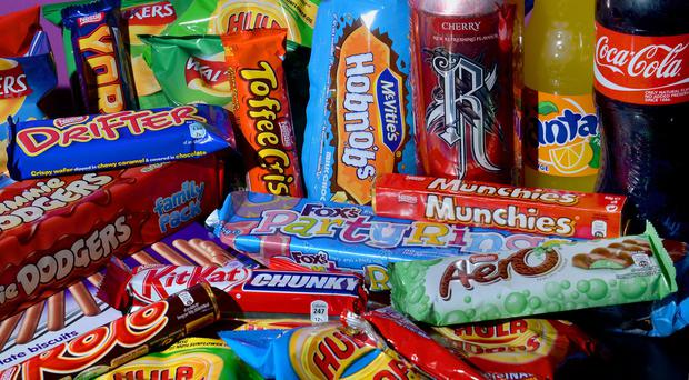 Viewing choice has a direct effect on the amount of snacks people consume in front of the TV.