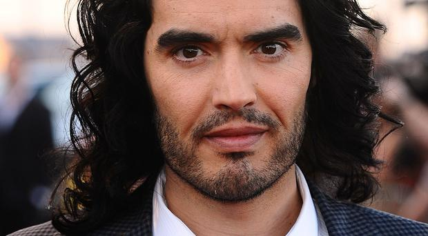 Russell Brand has been named as the winner of the Plain English Campaign's Foot in Mouth award