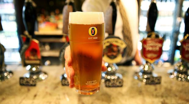 Pubs of Ulster's chief executive Colin Neill said while it was an encouraging sign that Northern Ireland's pubs were themselves out of financial uncertainty, the figure remained high