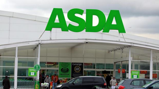 Asda has 17 stores in Northern Ireland