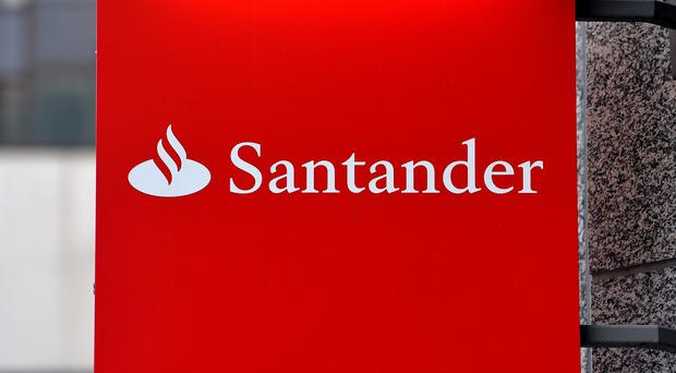 Santander is back in for Royal Bank of Scotland branches