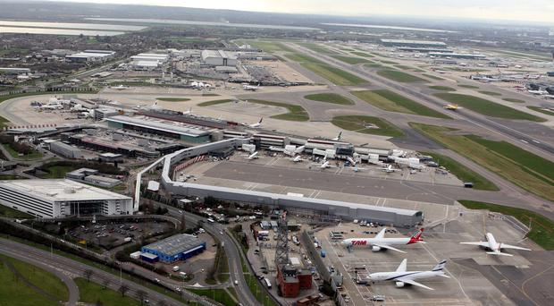 There is a recommendation for a third runway for Heathrow