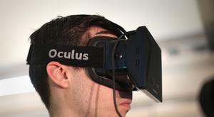 Oculus Rift virtual reality headset will cost $599