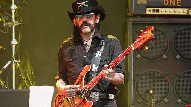 Lemmy died on Boxing Day