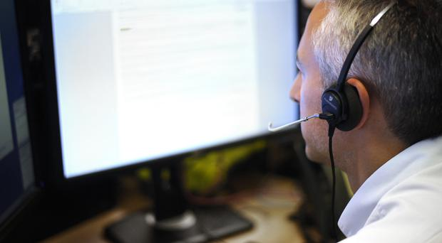 A US call centre is cutting around 100 jobs in Belfast, it can be revealed. File image