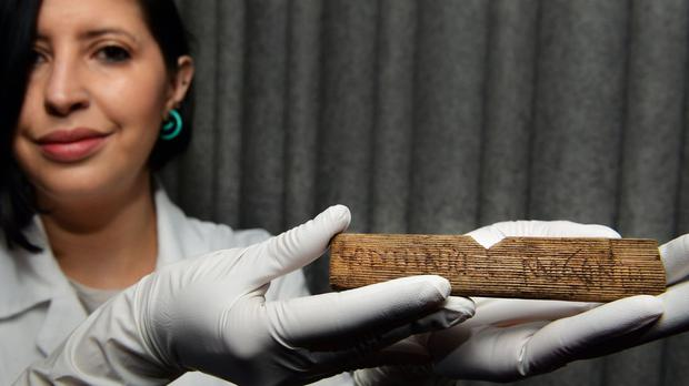 Archeologists find 2000-year-old handwritten Roman tablets in London