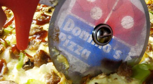 Domino's Pizza is hoping to get a slice of the Euro 2016 action.