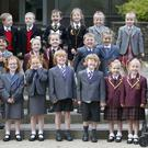 Fourteen out of 15 sets of twins from the Inverclyde area starting school on Wednesday