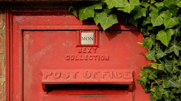 Whistl UK Ltd is the second largest UK postal company (stock photo)