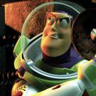 One Buzz Lightyear toy landed in the sewerage system rather than in Andy's bedroom